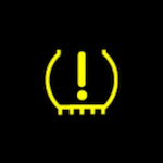 Runflat indicator RPA