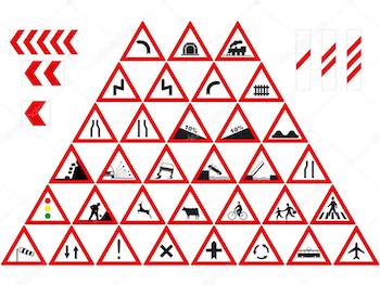 Traffic Road Signs and Meaning