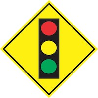 Traffic Lights Signs and Meaning