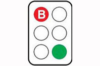 B Signals - Traffic Light Sign Meaning