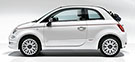 FIAT New 500 LA Prima Dashboard lights and meaning