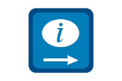 Information Desk - Direction Signs