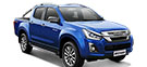 Isuzu V-Cross Dashboard Lights and Meaning