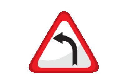 Wide Curve Left