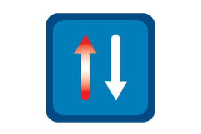 Left Lane Prioity Pass - Direction Signs