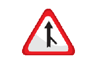Merge Onto Highway - Direction Signs