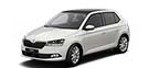 Skoda Fabia dashboard lights and meaning