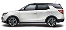 SsangYong Tivoli dashboard lights and meaning