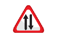 Two Way Traffic - Direction Signs