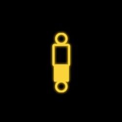 BMW M1 135i suspension system warning light