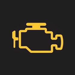 dodge journey engine check malfunction indicator warning light
