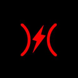 alfa romeo giulia GTA electronic throttle control warning light