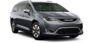 Cheysler Pacifica Hybrid Dashboard Lights and Meaning