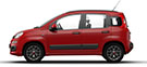 FIAT Panda Dashboard lights and meaning