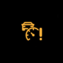 chevrolet blazer service adaptive cruise control warning light