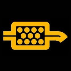 citroen berlingo business particulate filter warning light