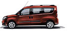 FIAT Doblo Dashboard lights and meaning