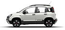 FIAT Panda Cross Dashboard lights and meaning
