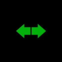 mercedes benz GLA turn signal indicator light