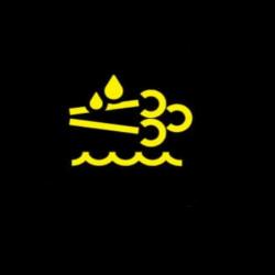 nissan armada exhaust fluid warning light