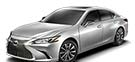 Lexus ES Dashboard lights and Meaning