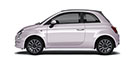 FIAT 500C Dashboard lights and meaning