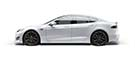 Tesla Model S dashboard lights and meaning
